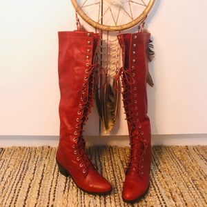 free people Jeffrey Campbell Joe boots 9